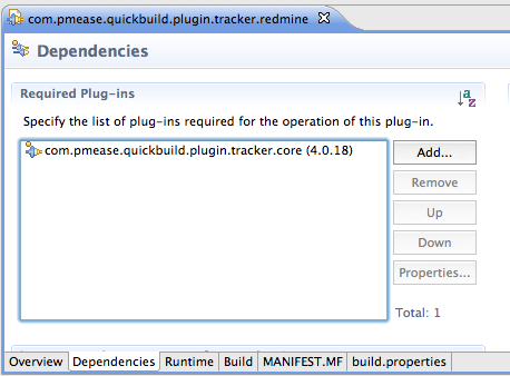 Creating an Issue Tracker Plugin - QuickBuild 6 0 x - PMEase